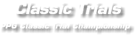 Classic Trials PPG Classic Trial Championship
